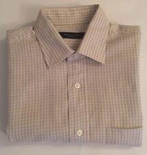 Christian Dior Monsieur Camisa Cuello 16/41 Inmaculada usado estado. ver fotos
