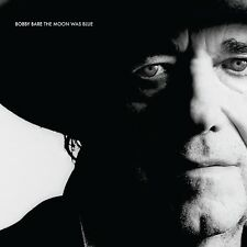Bobby Bare THE MOON WAS BLUE +MP3s DUALTONE New Sealed BLUE COLORED VINYL LP