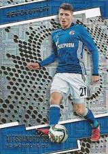 2017 Panini Revolution Soccer - Infinite Parallel - FC Schalke 04 - 155-164