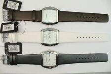 Time Force Damen Armbanduhr All Edelstahl Lederband UVP: 89€ OVP nur 27,90 Euro