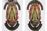 Birmingham Sticker BSA Motorcycles Ltd Trade Marks 2 Units AUS