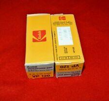 Kodak Verichrome Pan/VP120 B&W Film/Expired Sep 1981 2 Rolls