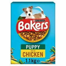 More details for bakers complete puppy food 1.1kg - rich in chicken, from 6 weeks of age - origin