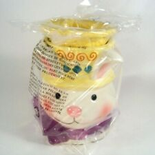 Easter Bunny Scentsy Premium Warmer Retired New In Box
