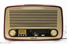OLD RADIO RADIO con presa USB e funzione di registrazione su scheda VINTAGE