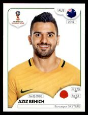 Panini World Cup 2018 (Pink Back) Aziz Behich Australia No. 206