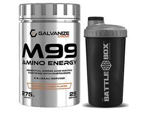 Galvanize Chrome M99 ESSENTIAL AMINO ACID MATRIX 275g CrossFit Fitness WOD
