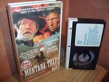 Montana Trap - Rare   Betamax pre cert - VCL