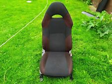 Toyota Celica MK7 GEN 7 1999-2006. Fabric Drivers Side Seat VVTI  BREAKING