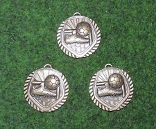 26 Medaillen silber #660 mit Band Sport Sieger Turnier Pokal Medaille Emblem