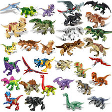 Rex Large Full Size Indominus Dinosaur Figure Building Blocks Fit Lego Toys Sets