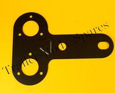 Double Socket Mounting Plate Bracket for 12N & 12S 7 Pin Caravan Towing