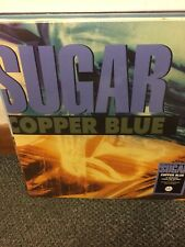 SUGAR - Copper Blue (reissue) - Vinyl (180 gram clear vinyl LP)