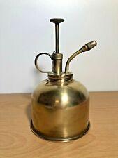 Vintage Brass Plant & Flower Atomiser/Sprayer