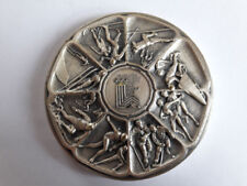 Bronze Medaille USA Olympische Winterspiele 1980 Lake Placid