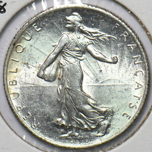 France 1918 2 Francs 294265 combine