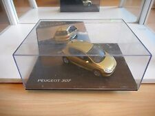 Norev Peugeot 307 in Gold on 1:43 in Box