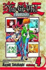 Yu-Gi-Oh! Duelist, Vol. 4, Takahashi, Kazuki, 1591167590, Book, Good