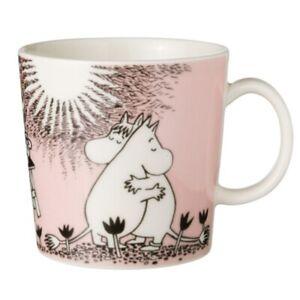 Mumin Becher - Love - Moomin-Becher - Kaffeebecher - NEU