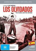 Los Olvidados | World Classics Collection (DVD) NEW/SEALED