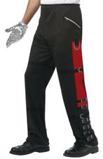 Mj mal Negro Hebilla T/Sers-Fancy Dress Costume (tamaño: XL) costo-Uni Nueva
