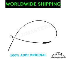 AUDI A6 S6 RS6 Hood Latch Release Cable Bonnet Line 2005-2011 #4F1823531B