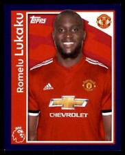 Merlin's Premier League 2018 - Romelu Lukaku Manchester United No. 202