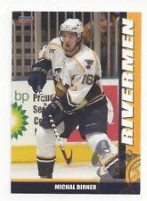 2006-07 Peoria Rivermen (AHL) Michal Birner (HC Fribourg-Gottéron)