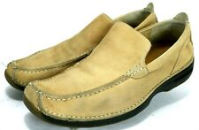 98ff5125315 Cole Haan Nik Air  120 Men s Loafers Casual Shoes Size 10.5 Nubuck Leather  Tan