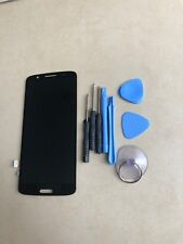 "Fabricante DE EQUIPO ORIGINAL Motorola MOTO G6 5.7"" XT1925 Pantalla LCD + Pantalla Táctil Digitalizador Negro + herramientas"