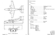 Piper Aerostar (Sequoia) maintenance manual rare archive 1970's Historic detail