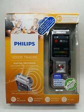 Philips Voice Tracer DVT4000 Digital Voice Recorder Auto Adjust MP3+PCM USB NEW.