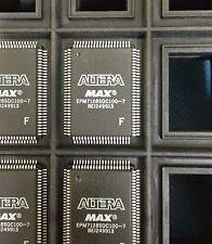 x1 ALTERA EPM7128SQC100-7F,CPLD MAX 7000 Family 2.5K Gates 128 Macro Cells QFP