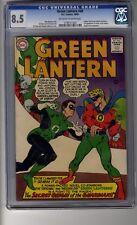 Green Lantern (1960) # 40 - CGC 8.5 OW/White Pages - Golden Age Green Lantern