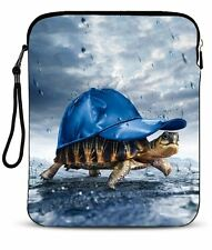 "Tortoise Tablet Sleeve Bag Case Pouch For 10.1"" Samsung Galaxy Tab/iPad 1,2,3,4"