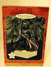 Hallmark Keepsake Magic Ornament - Star Wars Darth Vader Christmas Tree Nib New
