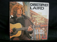 VINYL 45 T FRENCH YEYE 60'S PSYCH – CHRISTOPHER LAIRD : TES CHAUSSETTES… + 1  70