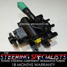 Fiat Ducato Chassis Cab 2.2 2006 to 2014 Remanufactured Power Steering Pump