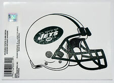 New York Jets Small Static-Cling Window Decal Sticker - 3 x 4 - NFL