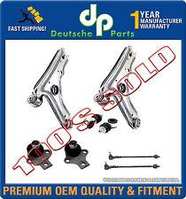 VW Golf JETTA CABRIO 2.0 Control Arm Ball Joint Tie Rod Sway Bar Link Kit 8 pcs