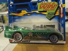 Hot Wheels Double Vision He-Man #093 Green