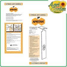 Apicoltura Apistan 10 strisce anti varroa per alveare