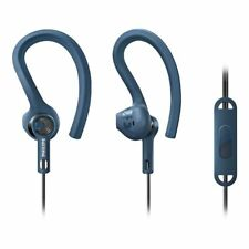 Philips ActionFit Earphones Blue SHQ1405