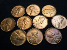 1 ROLL OF 1946-S UNCIRCULATED LINCOLN PENNIES.  CHECK PICTURES FOR FLAWS.  AAH