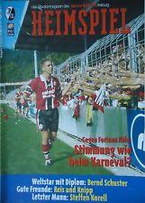 Programm 2. BL 1997/98 SC Freiburg - Fortuna Köln