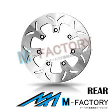 Rear Brake Disc x1 Fit DUCATI MONSTER 1100 EVO 2011-2012 11 12