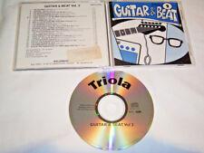CD - Guitar & Beat Vol.2 - Various # R2