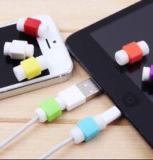 2 Protèges Cable Usb Pour iPhone,iPad ou autres😀😀😀