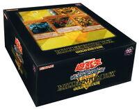 YuGiOh Card Game 20th Anniversary Limited Millenium Box Gold Edition Konami