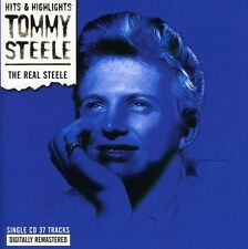 Tommy Steele - Real Steele [New CD]